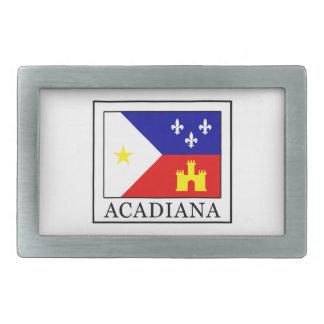 Acadiana Rechteckige Gürtelschnallen
