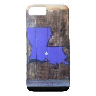 Acadiana rustikaler Handyfall iPhone 8/7 Hülle