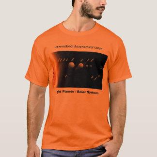 Acht Planeten und neues Sonnensystem, I T-Shirt
