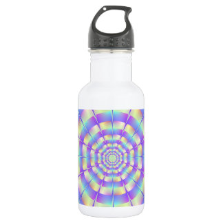 Achteckige Tunnel-Flasche Trinkflasche