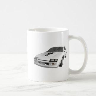 Achtzigerjahre Camaro Sport-Auto: Modell 3D: Tasse