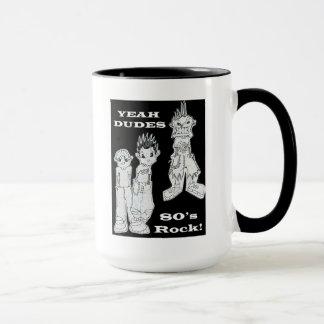 Achtzigerjahre Kaffee-Tasse Tasse