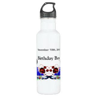 Achtzigerjahre Neonturnschuhe ist es mein Trinkflasche