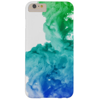 Acrylfarbe oder Tinte im Wasser Barely There iPhone 6 Plus Hülle