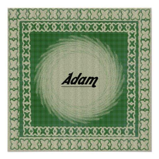 Adam-Einladung