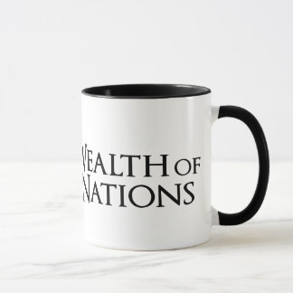Adam-Smith-Kaffee-Tasse Tasse