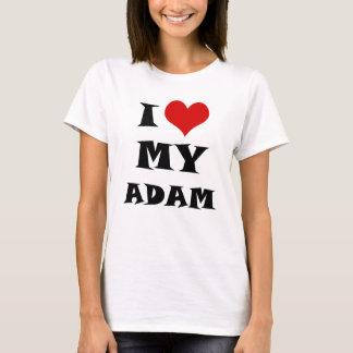 Adam- und Eve-Familien-T-Shirt T-Shirt