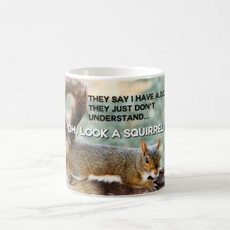 ADDIEREN Sie Eichhörnchen-Foto Tasse