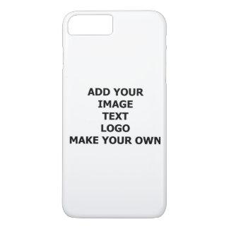 Addieren Sie Ihr eigenes Bild, Namen, Text oder iPhone 8 Plus/7 Plus Hülle