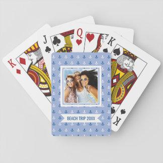 Addieren Sie Ihr Namens| niedliches kleines Spielkarten