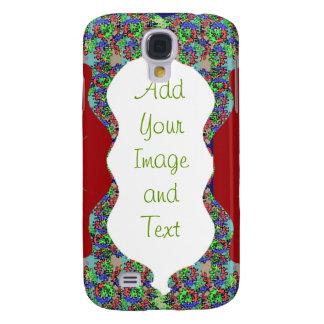 Addieren Sie Ihren Text - orientalischen Kuss mein Galaxy S4 Hülle