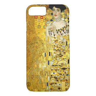 Adele Bloch-Bauer I durch Gustav Klimt iPhone 7 Hülle