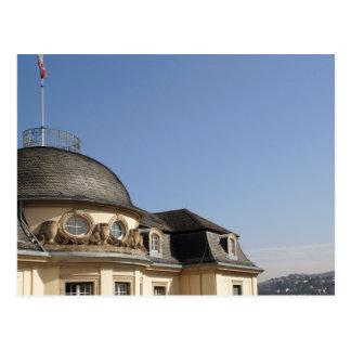 Adels Palais - Villa Gemmingen Postkarte