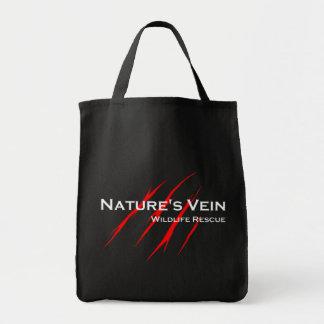 Ader-Lebensmittelgeschäft-Tasche der Natur Tragetasche