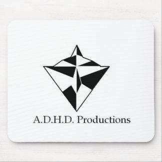 adhd Logo-Mausunterlage Mousepad