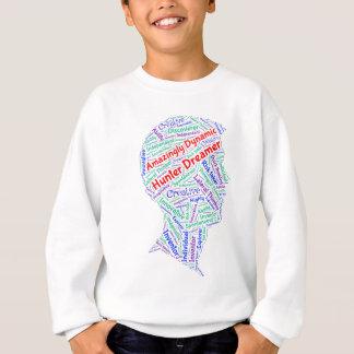 ADHD scherzt das motivierend Sweatshirt