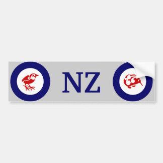 Adhésif pour pare-chocs de KIWI de NZ et de roitel Autocollant De Voiture