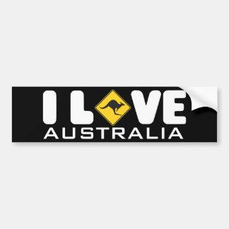 Adhésif pour pare-chocs de l'Australie | Autocollant De Voiture
