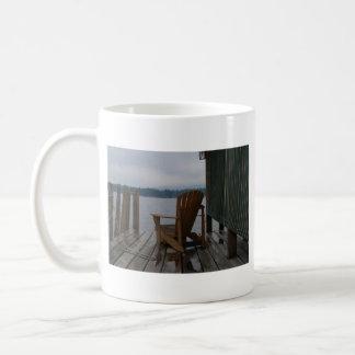 Adirondack Stuhl Kaffeetasse