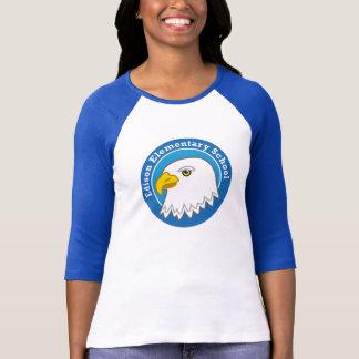 Adler-Damen-Baseball-Shirt T-Shirt