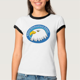 Adler-Damen-Wecker-T - Shirt