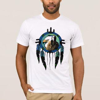 Adler-Haupttraumfänger-T - Shirt