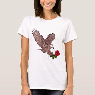 Adler und Rose T-Shirt