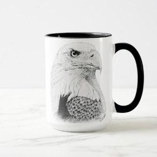 Adler-Wecker-Tasse Tasse