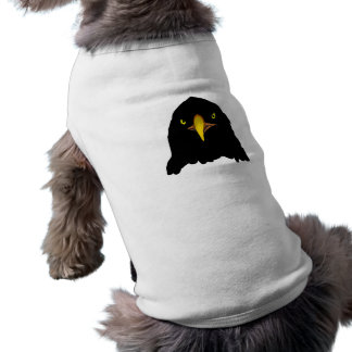 Adlerschwarzes Shirt