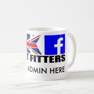 Admin-Tasse Kaffeetasse