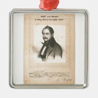 Adolf von Henselt Silbernes Ornament