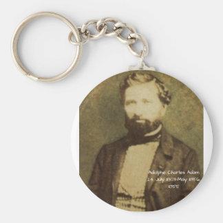 Adolphe Charles Adam, 1855 Schlüsselanhänger