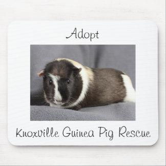 """""""Adoptieren Sie"""" Meerschweinchen-Mausunterlage Mauspad"""