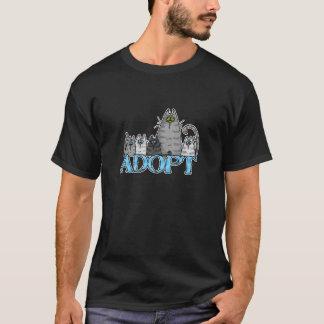adoptieren Sie T-Shirt