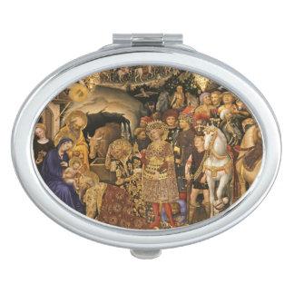 Adorazione Dei Weisen Taschenspiegel