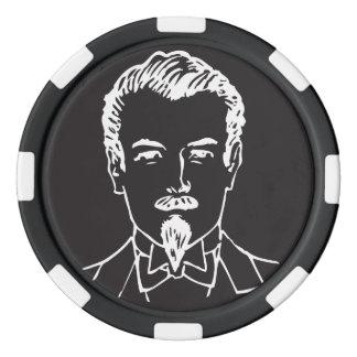 Adretter Typ Poker Chip Set