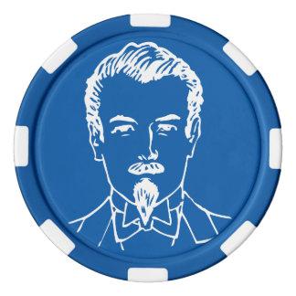 Adretter Typ Poker Chips