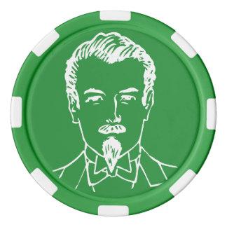 Adretter Typ Poker Chips Set