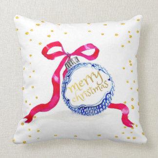 Adrettes Weihnachtskissen Kissen