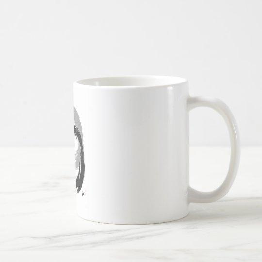 Advaita Symbol Kaffeetasse