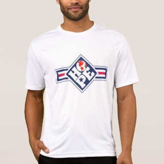 Aero-Hoffnung Flagge USA T-Shirt