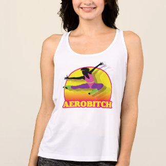 Aerobitch, das hoch fliegt tank top