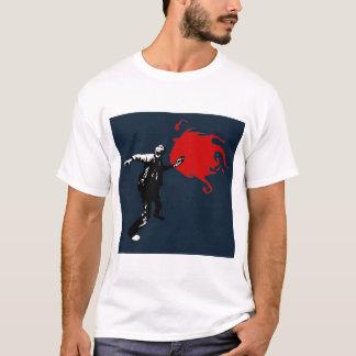 Affe-Angriff wieder gemischt T-Shirt