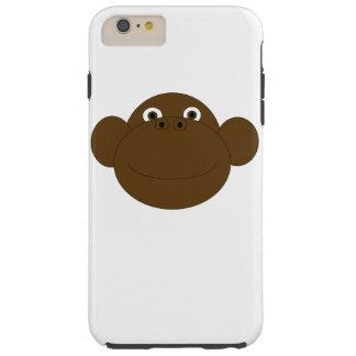 Affe-Gesicht iPhone 6/6s plus, stark Tough iPhone 6 Plus Hülle