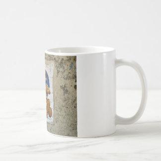 Affe-Gott Kaffeetasse