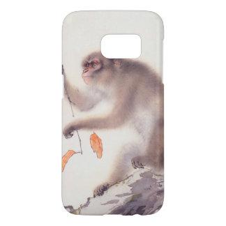 Affe-japanische Malerei-chinesischer Tierkreis