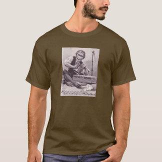 Affe-Marken-Seife - Vintag T-Shirt