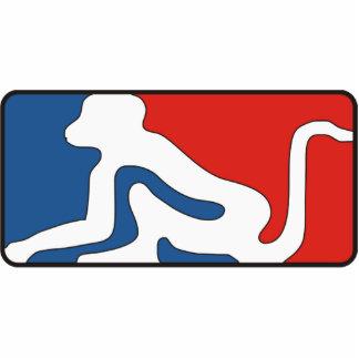 Affe NBA Fotoskulptur Schlüsselanhänger