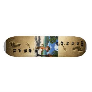 Affe-Strand-Skateboard Personalisierte Skateboards