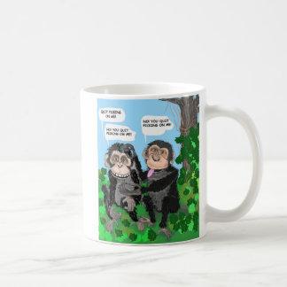 Affe-Tasse Kaffeetasse